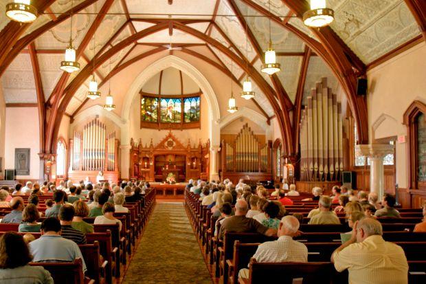 Channing Memorial Church  - Photo by Matthew Cohen