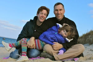 Family on Martha's Vineyard